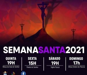 Confira a programação da Semana Santa na Diocese de Rio Branco