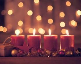 A igreja inicia o Tempo do Advento em preparação para o natal