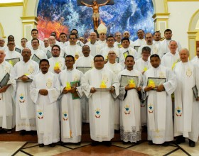 Mês vocacional - vocação para o ministério ordenado