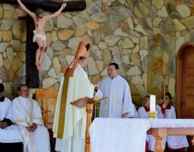 Paróquia São Lourenço acolhe Novo Pároco
