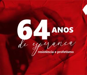 Cáritas Brasileira completa 64 anos de história
