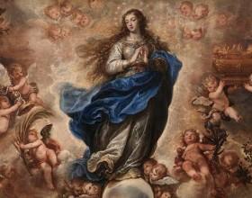 Hoje a igreja celebra a solenidade da Imaculada Conceição