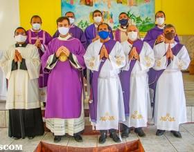 Paróquia São Pedro Apostolo tem novo pároco