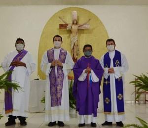 Paróquia Cristo Libertador recebe seu novo pároco