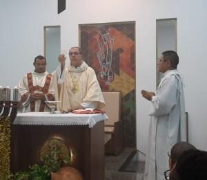 Fiel na missão de evangelizar, a Diocese de Rio Branco se reinventa para proporcionar a transmissão de missas aos fieis