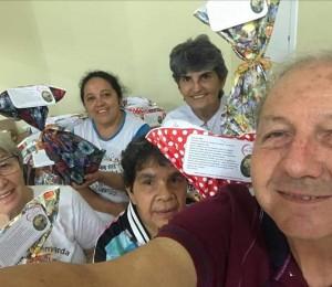 Área Missionária da Cidade do Povo realiza ações solidárias durante a quarentena