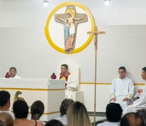 Comunidade Santo Expedito é reinaugurada na Área Missionária Divina Misericórdia
