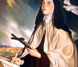 Celebramos hoje Santa Teresa de Ávila: A Doutora da Igreja
