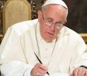 Papa Francisco envia carta aos religiosos e religiosas do Brasil
