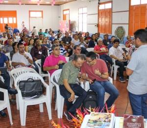 Diocese realiza formação para tesoureiros e conselheiros econômicos paroquiais