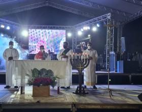 Diocese de Rio Branco apresenta aos fiéis o projeto arquitetônico para construção do Santuário Divina Misericórdia