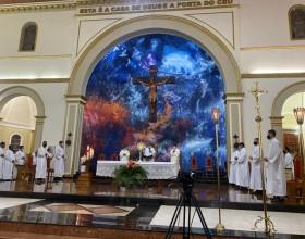 Corpus Christi: Catedral Nossa Senhora de Nazaré realiza Missa Solene e Carreata
