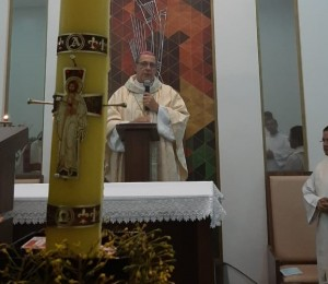 Diocese de Rio Branco realiza transmissão da Santa missa ao vivo durante a quarentena