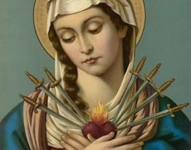 Celebramos hoje Nossa Senhora das Dores