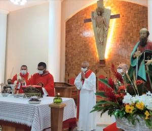 Paróquia São Paulo apostolo celebra festa de seu padroeiro