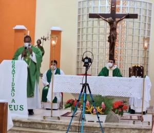 Paróquia São Judas Tadeu acolhe Novo Pároco