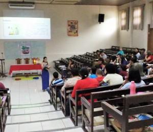 Escola Catequética Diocesana inicia nova turma na Fadisi