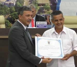 RCC recebe Moção de Aplauso na Câmara de Vereadores de Rio Branco