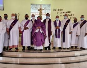 Duas paróquias da Diocese acolhe seus novos Párocos