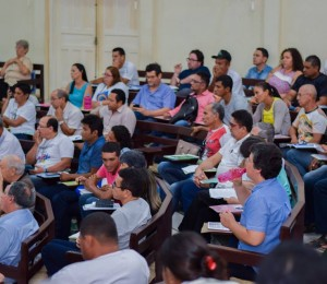 Diocese promove Conselho Diocesano de Pastorais