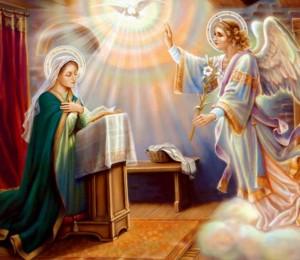 E o Verbo se fez carne e habitou entre nós: a igreja celebra a Anunciação do Senhor