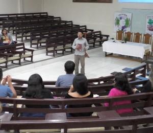 Escola Diocesana de Liturgia inicia 3ª  turma na Fadisi