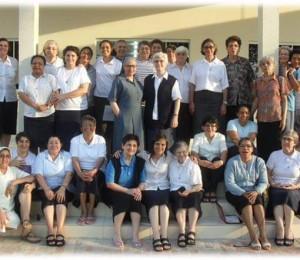 Irmãs Servas de Maria Reparadoras completam 99 anos em solo acreano