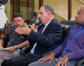 Diocese se reúne com Comissão de Saúde do governo e deputados na Aleac