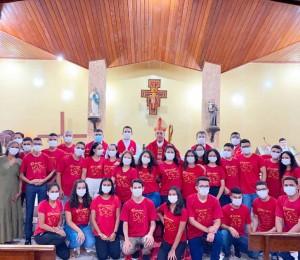 Paróquia Cristo Libertador realiza o Sacramento da Confirmação