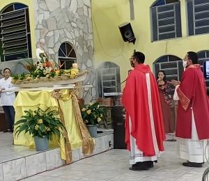São Pedro Apóstolo e celebrado no Munícipio de Boca do Acre