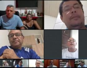 Diocese de Rio Branco realiza primeira teleconferência com Diáconos permanentes