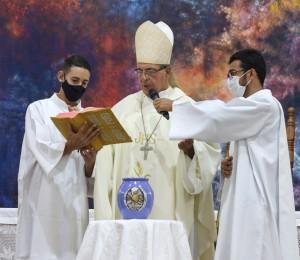 Diocese de Rio Branco Celebra a Missa do Santo Crisma