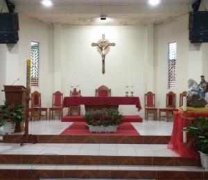 Paróquia São Jorge celebra Missa Solene em honra ao seu padroeiro